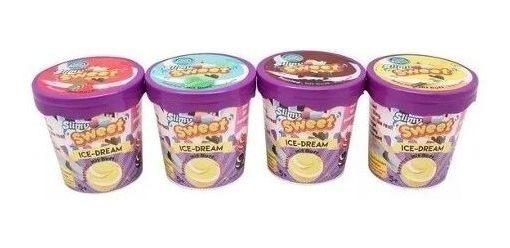 Slime Slimy Sweet Ice Cream Masa Esponjosa Y Suave Original