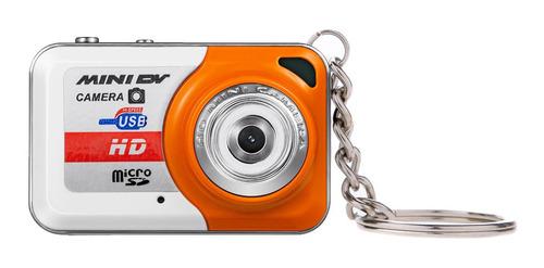 Imagem 1 de 6 de X6 Portátil Mini Camera Digital De Alta Denifi??o Mini Dv
