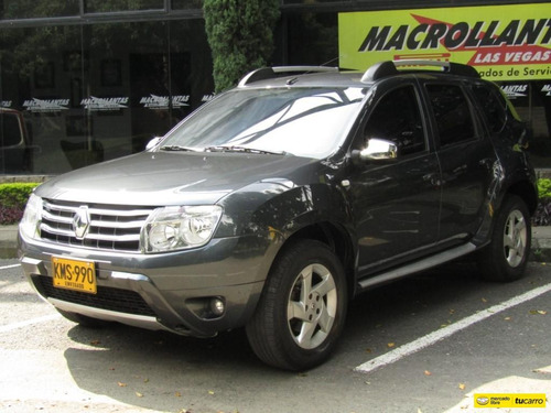 Renault Duster Dinamique 2000 Cc At 4x2