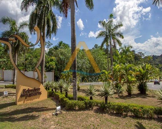 Terreno A Venda No Residencial Praia Dos Passarinhos, 806,00 M² Esquina, Ponta Negra, Manaus - Te00046 - 3276885