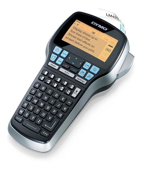 Rotulador Dymo Electronico Lm-420p Portátil Etiqueta