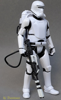 Star Wars - Tfa - Flametrooper Completo C/carton