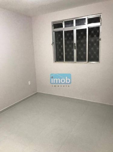Imagem 1 de 12 de Apartamento Com 2 Dormitórios À Venda, 58 M² Por R$ 260.000,00 - Macuco - Santos/sp - Ap8060