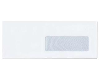 Caja De Sobres Blancos Nro. 11 Con Ventana 500 Unidades