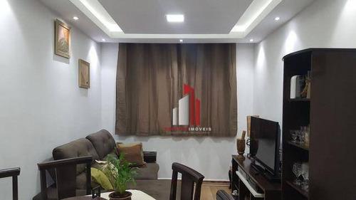 Imagem 1 de 17 de Apartamento Com 2 Dormitórios À Venda, 50 M² Por R$ 229.500,00 - Vila Mirante - São Paulo/sp - Ap1127