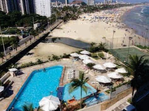 Apartamento Em Guarujá, Guarujá/sp De 162m² 3 Quartos À Venda Por R$ 1.090.000,00 - Ap247606