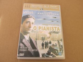 Dvd Filme O Pianista Original