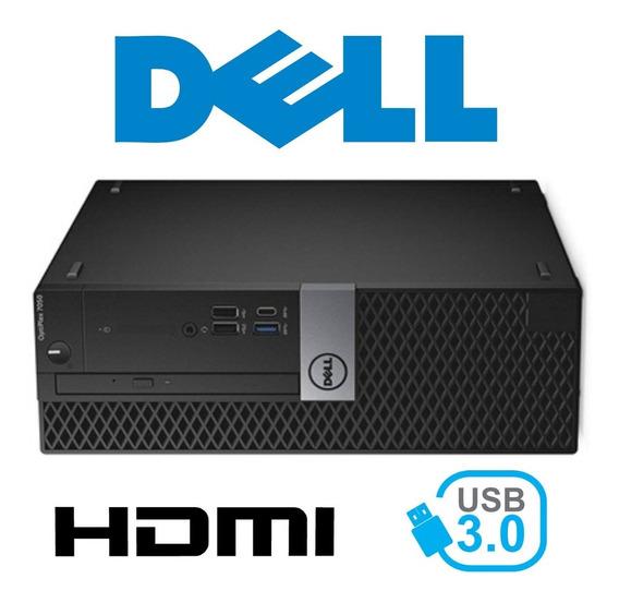 Computador Dell Mini I5 6º Geração Ddr4 + Super Brinde