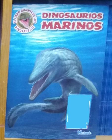 Dinosaurios Marinos Formato Grande Mercado Libre Dibujo para colorear dinosaurios > dinosaurios marinos. mxn