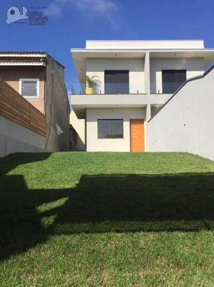 Casa Para Venda Em Atibaia, Jardim Maristela, 2 Dormitórios, 2 Suítes, 2 Banheiros, 4 Vagas - Ca00624