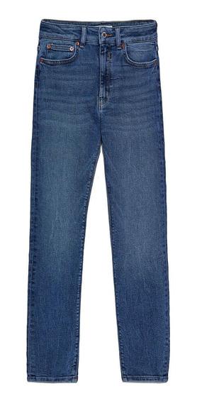 Calça Jeans Skinny Cintura Média Coca Cola Feminina 2320243