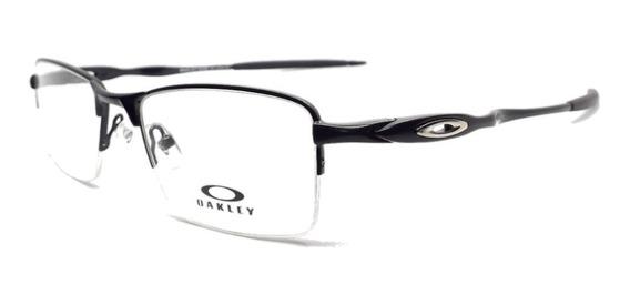Armação Masculino Óculos Da Oakley P/grau Lupa De Descanso