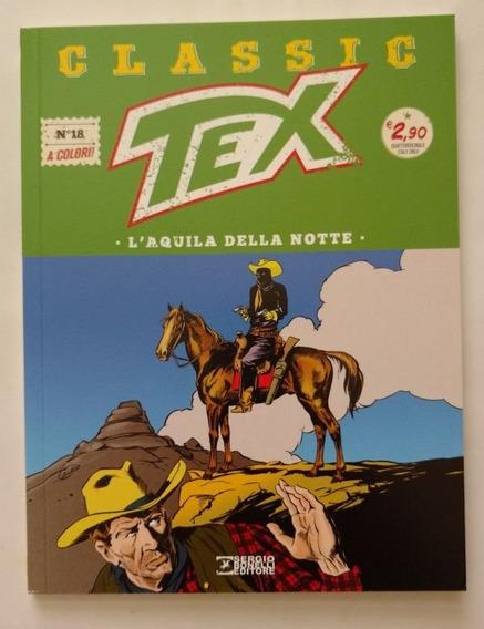 Tex Classic - Revistas Italianas