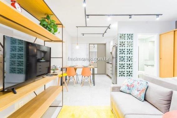 Kitchenette Para Para Alugar Com 1 Quarto 1 Sala 39 M2 No Bairro República, São Paulo - Sp - Ap313701mk