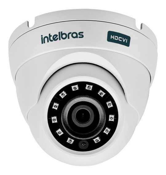 Camera Intelbras Vhd 3120 D G3 Hd 720p 2,8mm Dome 20m Hdcvi
