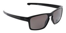 Óculos Oakley Sliver Black Polarized Prizm