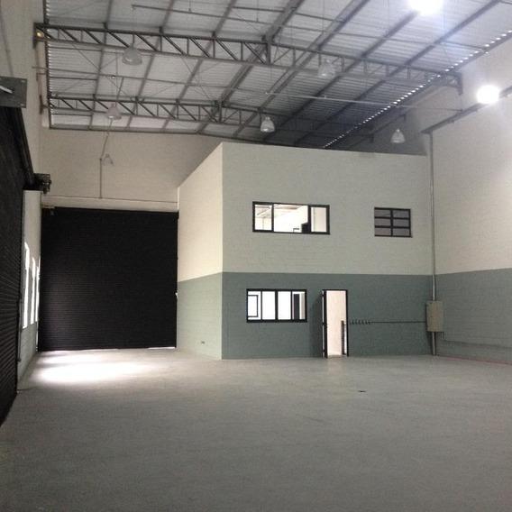 Galpão Para Alugar, 526 M² Por R$ 18.000/mês - Vila Valparaíso - Santo André/sp - Ga0344