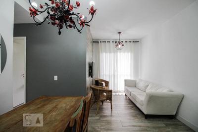 Apartamento No 1º Andar Mobiliado Com 3 Dormitórios E 1 Garagem - Id: 892910872 - 210872