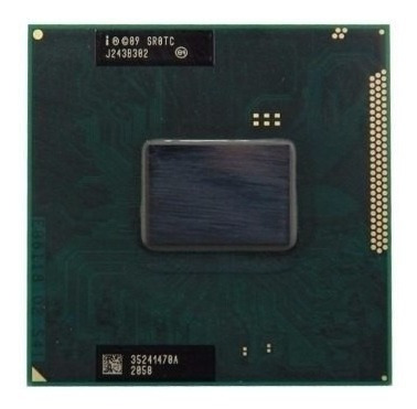 Processador Notebook Intel Core I3-2328m 3m 2,20 Ghz Sr0tc