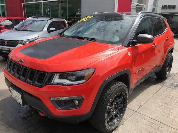 Jeep Compass Trail Hawk 4x4 2.4l 4 Cil 2018