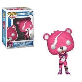 figura funko fortnite oso rosa 430 original - fortnite oso rosa animado