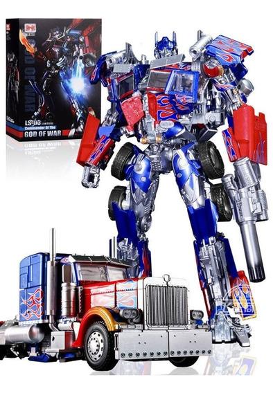 Transformers Optimus Prime Black Mamba God Of War
