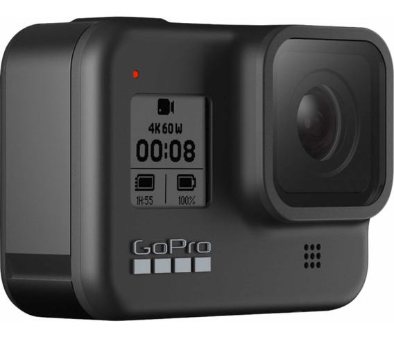 Gopro Hero8 Black 4k Waterproof Action Camera - Original
