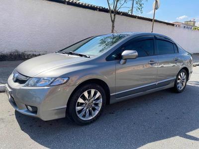 Honda Civic 2011 1.8 Lxl Se Flex Aut. 4p