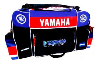 Bolso Moto Cross Enduro Grande Yamaha - Cuotas