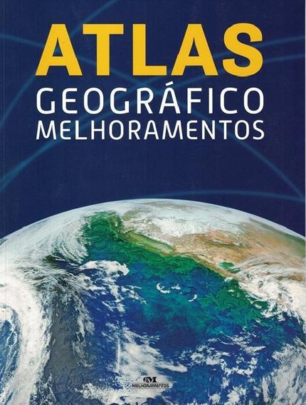 Atlas Geografico Melhoramentos - N/e