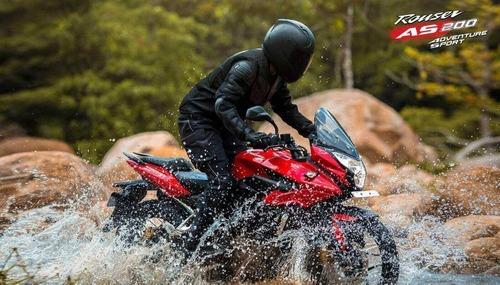 Bajaj As 200cc - Motozuni - Desc. Ctdo Cañuelas