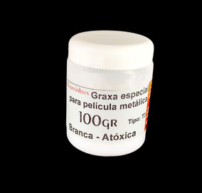 Graxa Fusor Película Metálica P/ Brother 100gr T3 Ljb693001