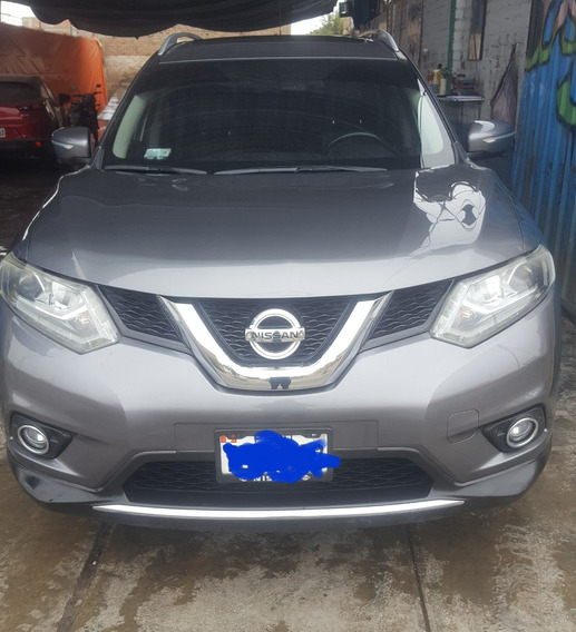 Nissan X-trail Full Exclusive 4x4
