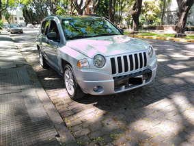 Jeep Compass Limited Cvt