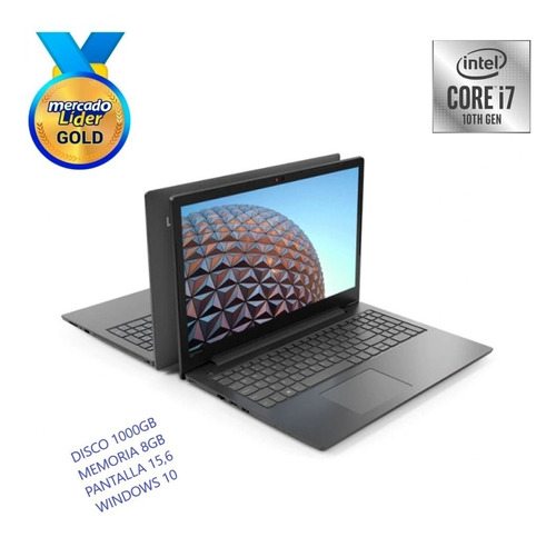 Laptop Portátil Lenovo Core I7 1065g7 8gb 1000gb 15.6  I5