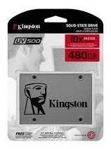 Hd Ssd Kingston 480gb Ssdnow A400 Sata 3 6gb/s Original