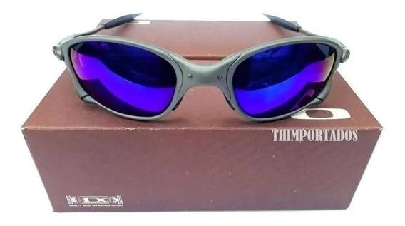 Óculos Oakley Double Xx Juliet Squared 24k Penny Mars