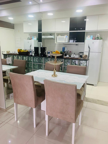 Apartamento Bem Localizado Na Vila Carrão Com Bela Vista