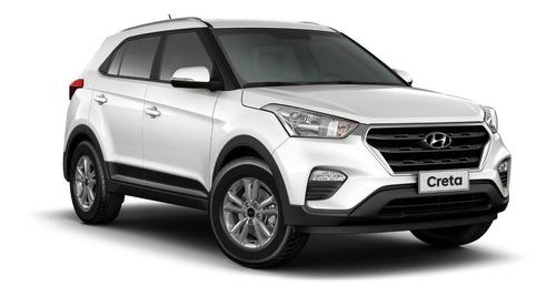 Imagem 1 de 7 de Hyundai- Creta Action 1.6 Automático- 21/21- Branco