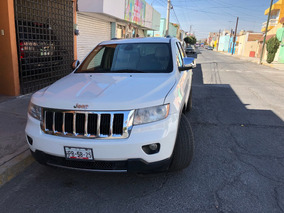 Jeep Grand Cherokee 3.6 Limited Navegación V6 4x2 Mt 2011
