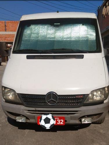 Mercedes-benz Sprinter Furgão 2.2 Cdi 313 Longo Teto Baixo