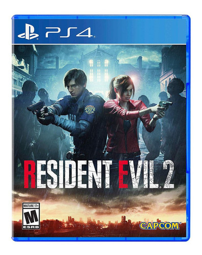 Juego Ps4 Resident Evil 2 Playstation 4  Local A La Calle