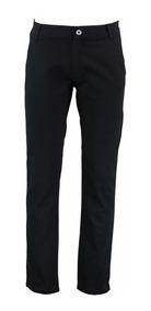 Kit 3 Calças E 2 Bermudas Sarja E Jeans Com Lycra
