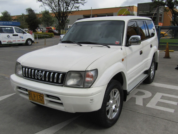 Toyota Prado Vx At 3400 4x4
