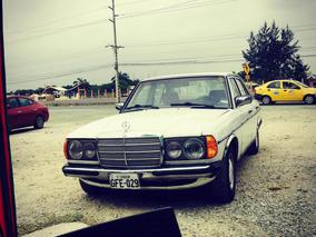 Mercedes-benz Clase E W123