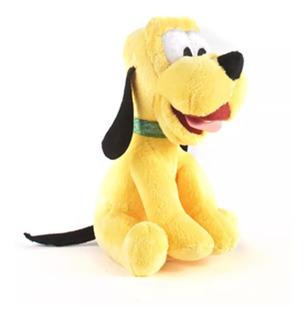 Peluche Pluto Disney 35 Cm Original Wabro Oficial