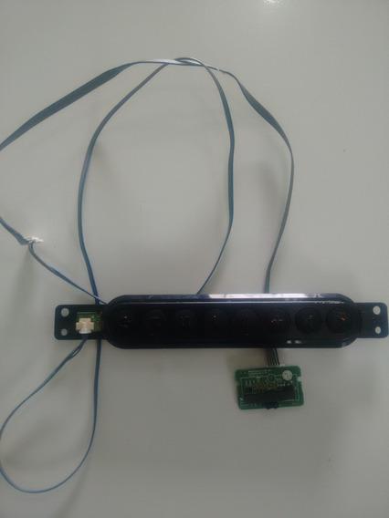 Placa De Comando+placa De Sensor Tv Lg Cd:eax650034404(1.0)