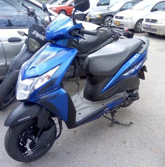 Honda Dio 110 Azul - 2018