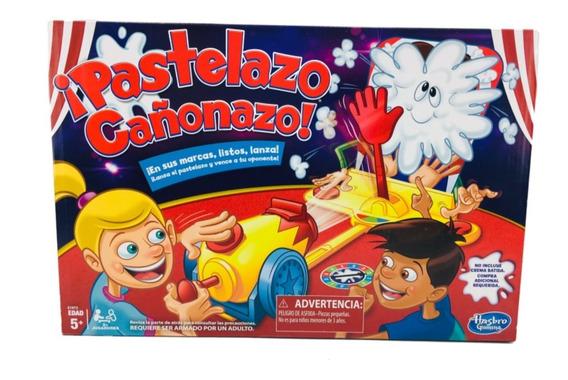 Pastelazo Cañonazo Hasbro