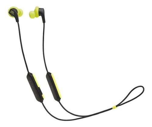 Imagen 1 de 3 de Audífonos in-ear inalámbricos JBL Endurance Run BT green